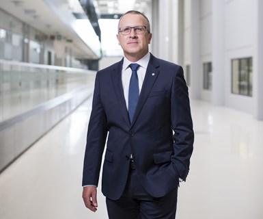 FACC CEO Robert Machtlinger