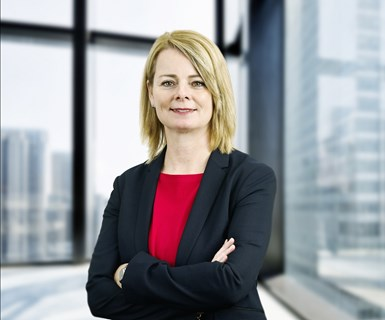 Frederique van Baarle head of High Performance Materials Business unit at LANXESS