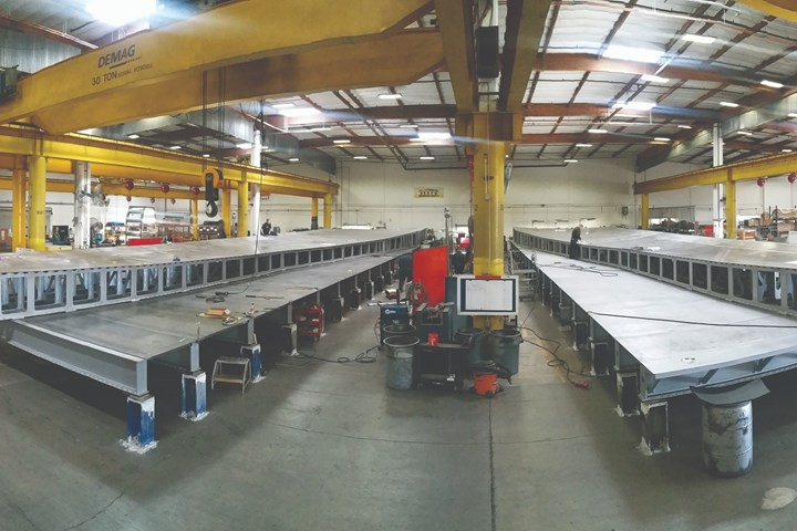 invar composites tooling