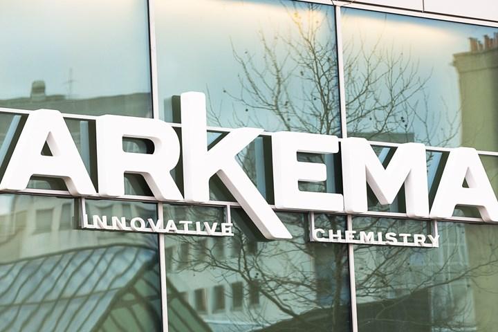Arkema chemical company logo