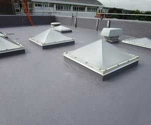 AOC resins support manufacture of emergency hospital wards