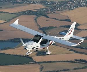 Hexcel carbon fiber prepreg selected for ultralight aircraft design