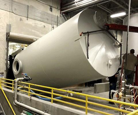 IDI Composites tank farm