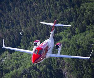 Solvay, Honda sign exclusive supply agreement for business jet programs