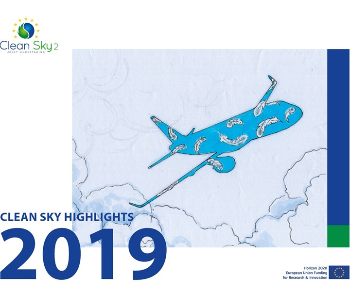 Clean Sky 2 project 2019 highlights
