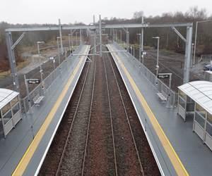 GRP train station platform wins Queen's Award for Innovation