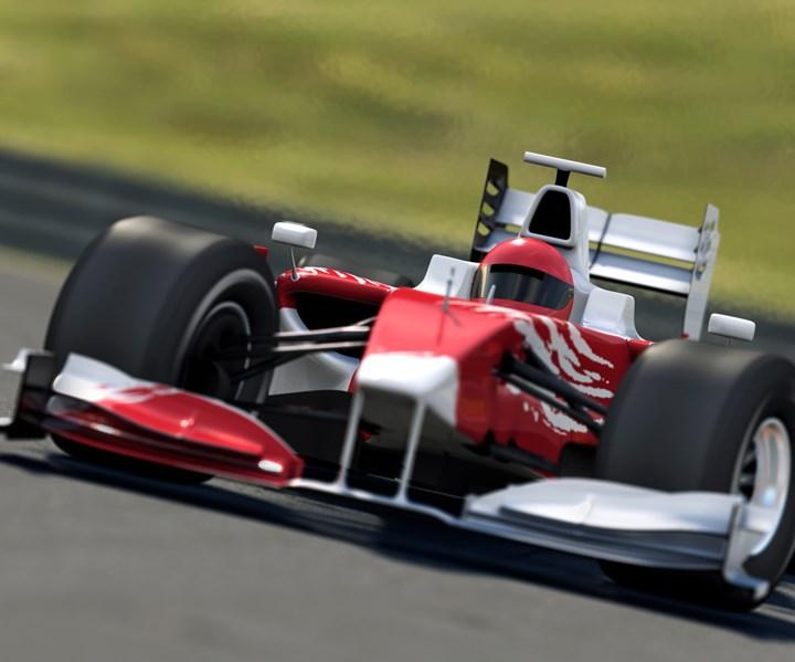 racecar image