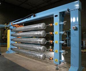 玛格南金星产品推出熔丝缠绕机