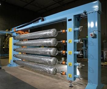 Magnum Venus products launches fusion filament winder