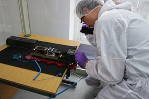 Successful integration of PocketQube satellites in 3D-printed composite deployer