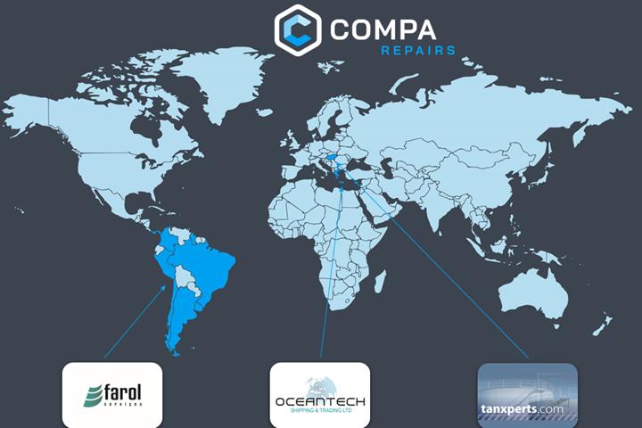 Compa Repairs partnership