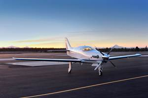 Epic delivers first all-carbon fiber E1000 aircraft