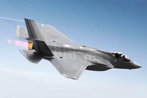 F-35 Lightning program adopts closed molding technology