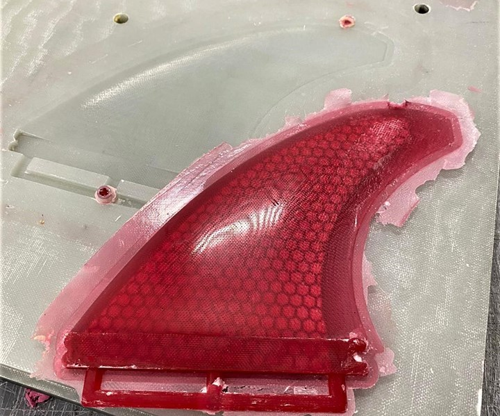 recycled composites for watersports Cobra JEC Awards 2020