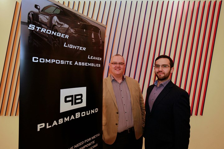 PlasmaBound co-founders