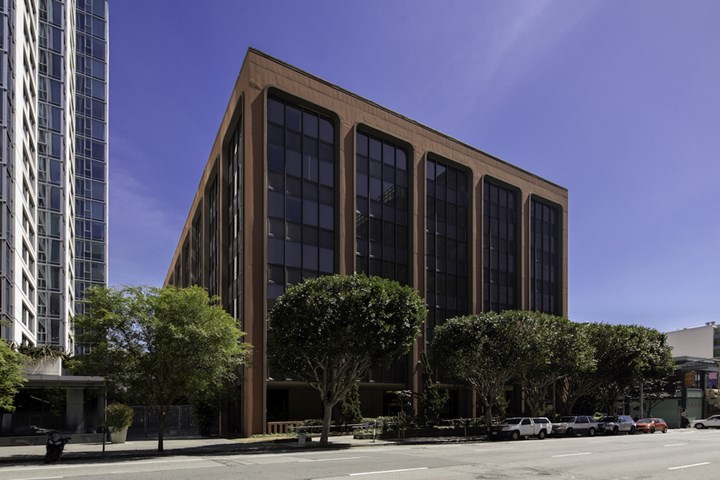 633 Folsom original office building