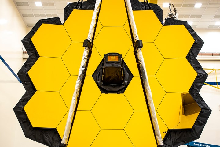 The Deployable Tower Assembly on the James Webb Space Telescope