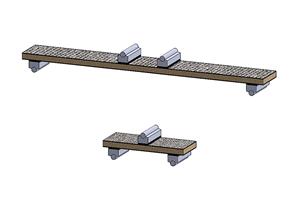 Flexure testing of sandwich composites