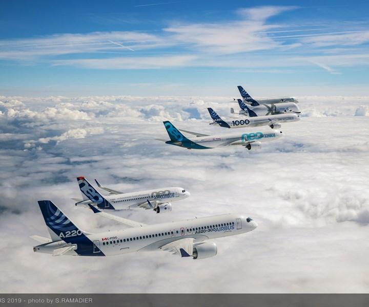 Airbus fleet