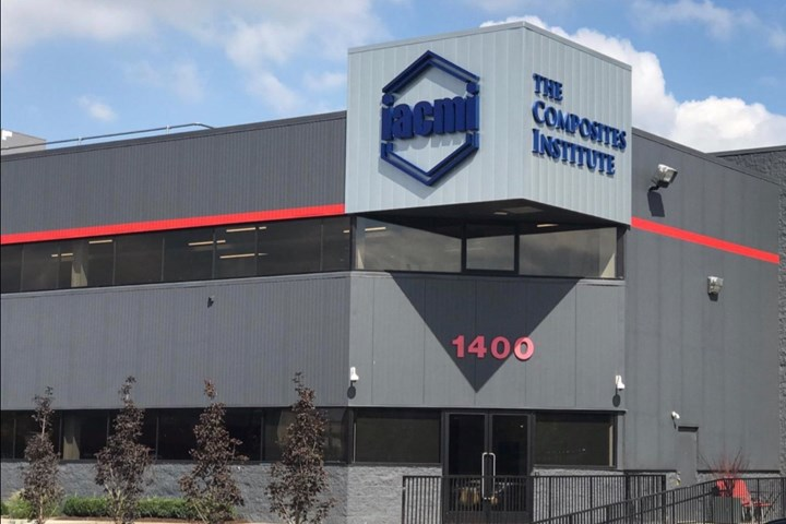 IACMI's Scale Up Research Facility in Detroit managed and operated Michigan State University