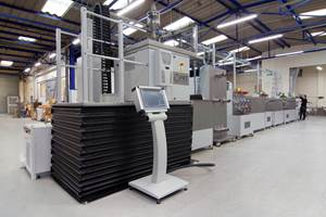 Fibre Extrusion Technology FET-100 series reaches $20 million in sales