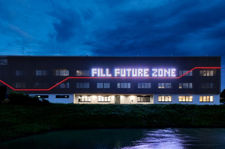 Fill Future Zone explores machine production