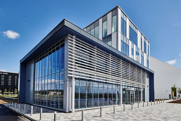 GKN Aerospace receives keys to Global Technology Centre in Bristol image