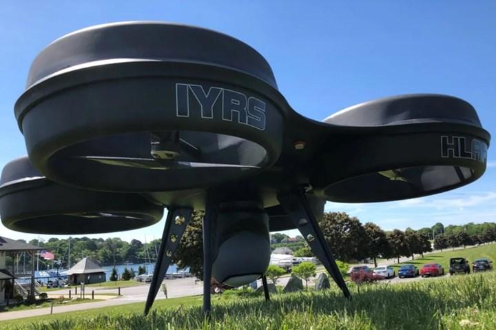 IYRS drone