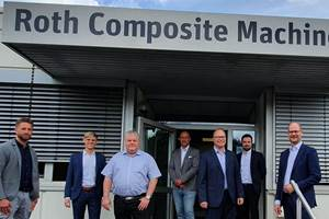 Roth Composite Machinery becomes AZL partner for winding technology study