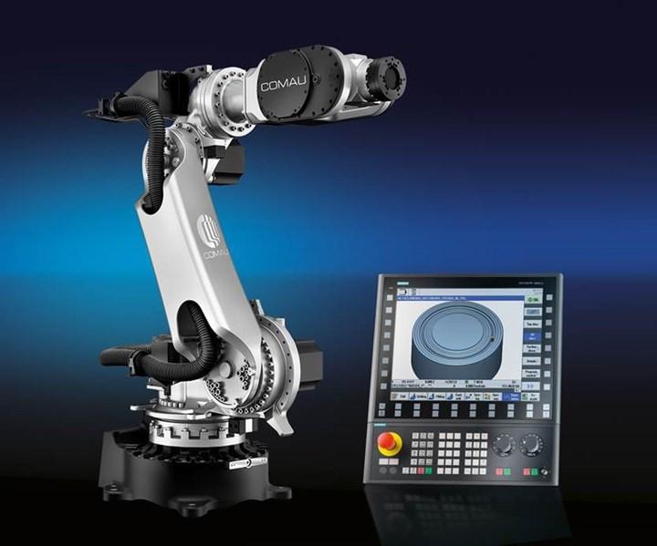 Siemens robot