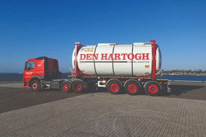 Composite tanks best stainless steel over road, rail and sea