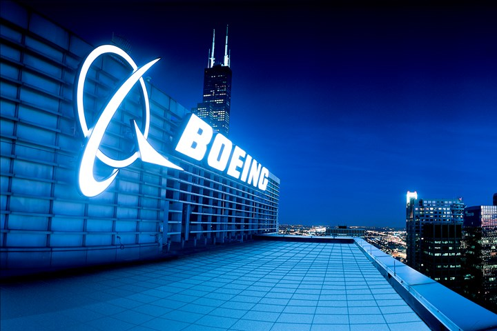Boeing wins Sustainability Leadership Award
