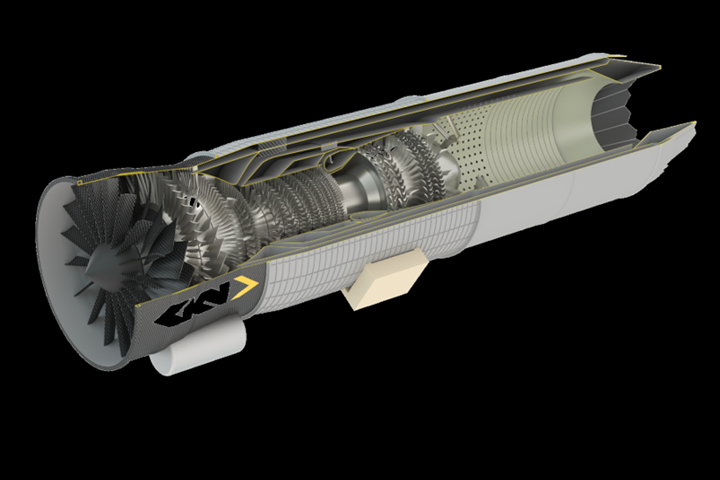GKN Aerospace Sweden joins feasibility studies for future fighter engine technology