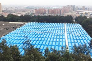 Soling, Magnum Venus Products partnership produce LRTM composite domes