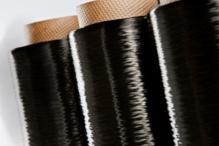Carbon fiber spool