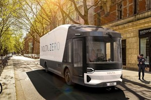 Volta Trucks incorporates Bcomp's natural fiber technologies in automotive application