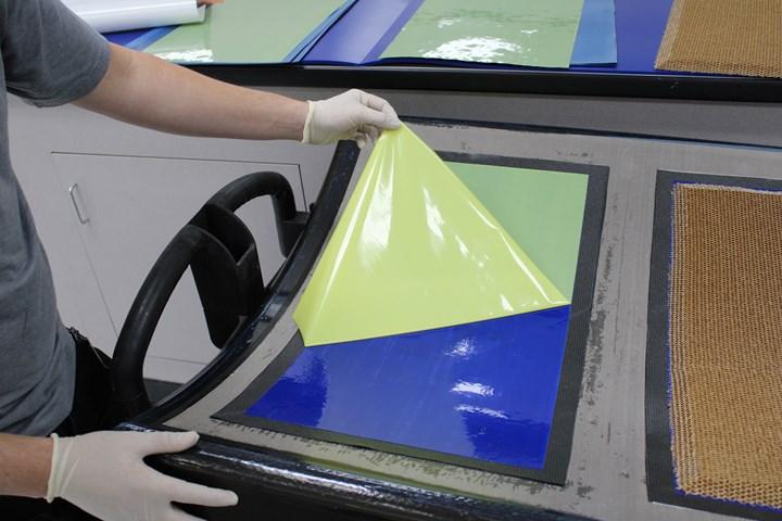 Abaris CAMX 2020 composites training