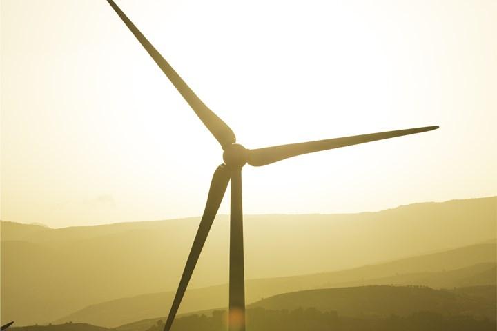 Axel wind turbine CAMX 2020