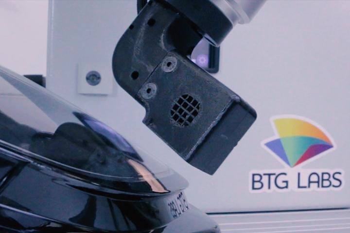 BTG Labs CAMX 2020 composites analysis