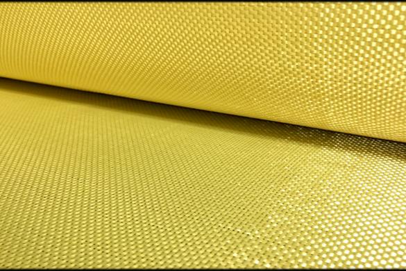 DH Sutherland aramid thermoplastic prepreg