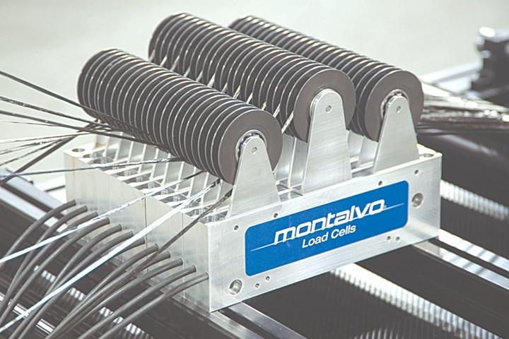Montalvo CAMX 2020 composites load cells