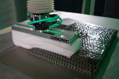 Next-generation automation for high-performance composites fabrication
