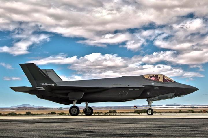 F-35 aircraft for Lightning program