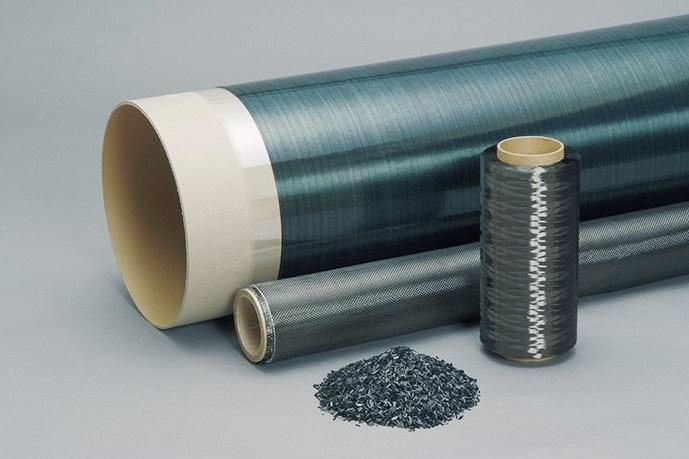 Teijin carbon fiber products