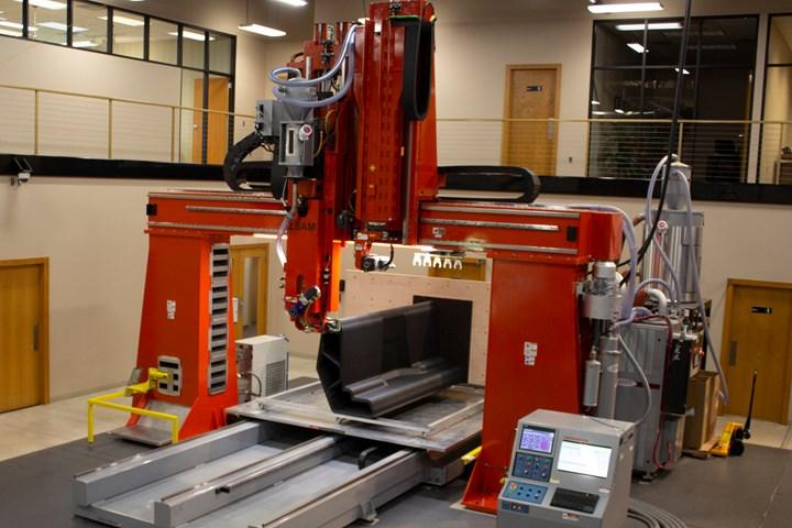 Thermwood LSAM machine