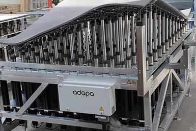 Adapa A/S D200 mold