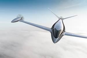 Potez Aéronautique develops composite doors for Alice aircraft