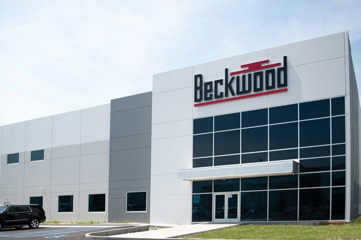 Beckwood Press Co. headquarters