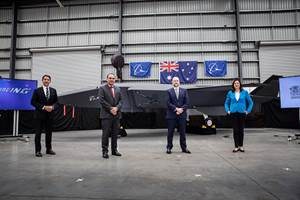 Boeing to assemble unmanned Loyal Wingman in Queensland