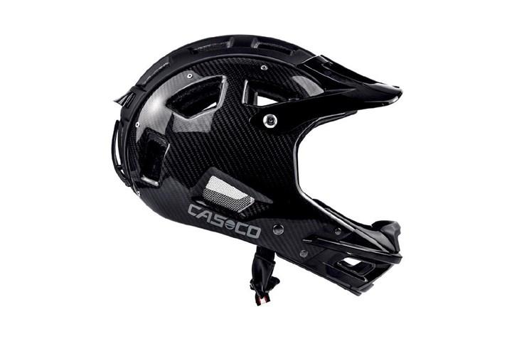 Casco Internationals' carbon fiber composite-based helmet